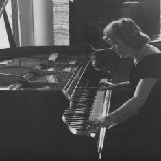 Rina Sala Gallo pianoforte
